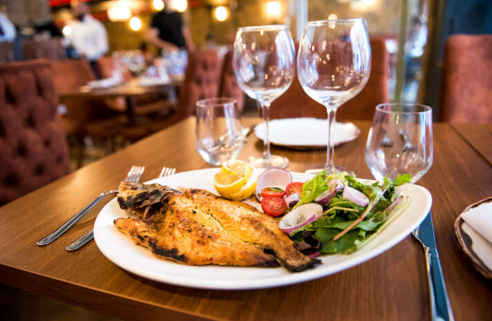 traditional-turkish-fish-meal